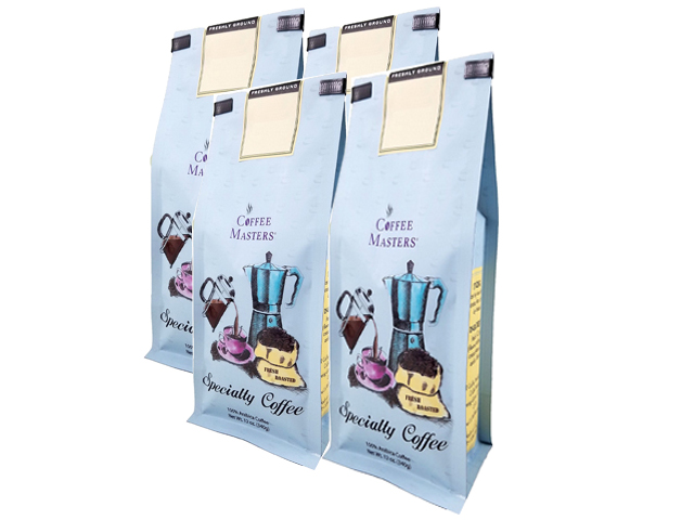 4 - 12oz bags Coffee