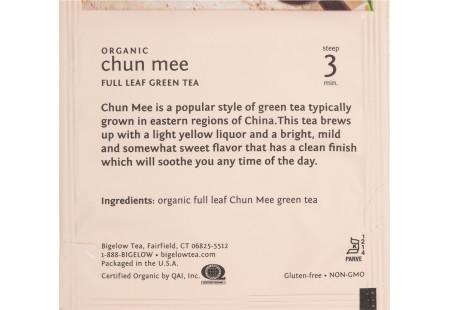 Organic Chun Mee