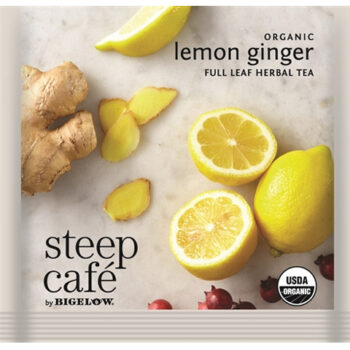 Organic Lemon Ginger