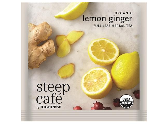 Organic Lemon Ginger