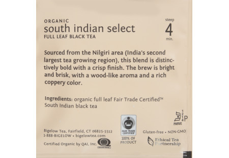 Organic South Indian Select