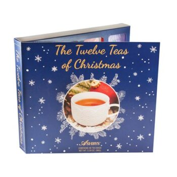 Teas of Christmas